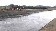 Đi tắm sông cùng bạn, học sinh lớp 7 đuối nước tử vong