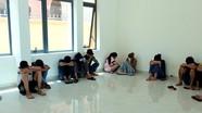 29 nam, nữ thanh niên thuê homestay để bay lắc