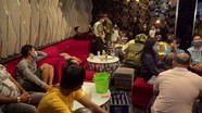 Cơ sở karaoke tạo hiện trường giả khi bị phát hiện vi phạm phòng chống dịch