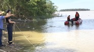 Tìm thấy thi thể cô gái nhảy cầu Bến Thủy 1 tự vẫn