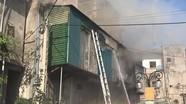 Kịp thời dập tắt đám cháy tại thành phố Vinh
