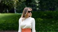 Dấu ấn thời trang sau một năm là đệ nhất phu nhân Mỹ của Melania Trump