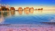 Khám phá 5 bãi biển cát hồng mê đắm lòng người trên thế giới