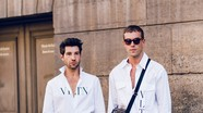 Những xu hướng lên ngôi tại tuần lễ thời trang nam giới xuân hè 2019