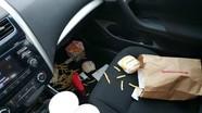 Ôtô chứa hơn 700 vi khuẩn gây bệnh