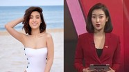Đỗ Mỹ Linh tung ảnh áo tắm sexy, khác xa lúc kín đáo dẫn sóng VTV