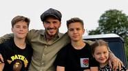 Cậu ấm điển trai, đam mê quần vợt của vợ chồng David Beckham