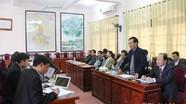 Tăng cường phối hợp xử lý các vấn đề phát sinh trên địa bàn huyện Hưng Nguyên
