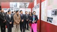 """Khai mạc triển lãm """"Học tập và làm theo tư tưởng, đạo đức, phong cách Hồ Chí Minh"""""""
