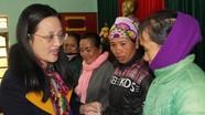 Phó Chủ tịch HĐND tỉnh tặng quà Tết người nghèo huyện Diễn Châu