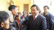 Bí thư Trung ương Đảng Nguyễn Xuân Thắng tặng quà, chúc Tết hộ nghèo huyện Thanh Chương