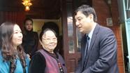 Đồng chí Nguyễn Đắc Vinh thăm, chúc Tết văn nghệ sỹ, trí thức tiêu biểu