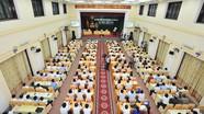 Danh sách 30 lãnh đạo chủ chốt HĐND tỉnh Nghệ An lấy phiếu tín nhiệm