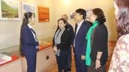 Đoàn công tác TP Hồ Chí Minh khảo sát, đầu tư nâng cấp nhà trưng bày Khu Di tích Kim Liên