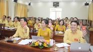 Đại hội Chi bộ cơ quan Ủy ban MTTQ tỉnh, nhiệm kỳ 2020 - 2025