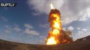 Nga công bố video thử vũ khí bắn rụng được vệ tinh