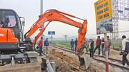 Tăng cường đảm bảo an toàn tại các đường ngang dân sinh giao đường sắt