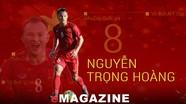 Nguyễn Trọng Hoàng - Thủ quân Cup Báo Nghệ An và hành trình vô địch Đông Nam Á