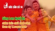 SLNA chính thức chốt danh sách tham dự V.League 2020