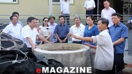 Nông dân Nghệ An khai thác tiềm năng, vươn lên sản xuất, kinh doanh giỏi