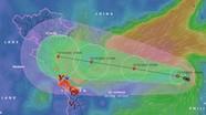 Bão số 7 sắp hình thành, hướng vào vịnh Bắc Bộ