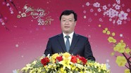 Lời chúc Tết Tân Sửu 2021 của Phó Bí thư Tỉnh ủy, Chủ tịch UBND tỉnh Nguyễn Đức Trung