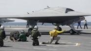 Nga phát triển UAV tương đương X-47B Mỹ