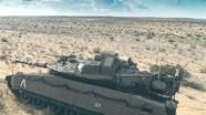 Israel: Tăng Merkava IVM tốt nhất thế giới