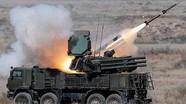 Syria tuyên bố bắn hạ 13 tên lửa Mỹ, hệ thống phòng không Pantsir-S1 tham chiến