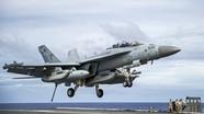 Trung Quốc phá sóng tiêm kích Mỹ tuần tra Biển Đông