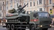 Robot chiến đấu của Nga xuất hiện