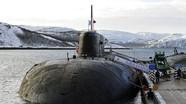 Báo Mỹ điểm sức mạnh kinh hoàng hạm đội tàu ngầm Nga