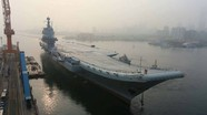 Tàu sân bay nội địa Trung Quốc lần đầu tiên ra biển