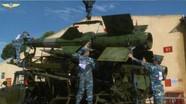 Phòng không Việt Nam diễn tập với C-125M