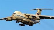 Khám phá máy bay ngày tận thế Il-76VKP của Liên Xô