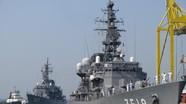 Sức mạnh săn ngầm của chiến hạm Nhật thăm Việt Nam