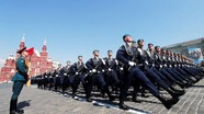 Những hình ảnh ấn tượng trong lễ duyệt binh Ngày Chiến Thắng 2019 của Nga