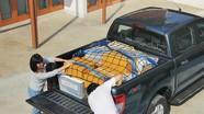 Mẹo xếp hàng hóa trong thùng xe bán tải đi chơi Tết