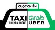 Bộ Công Thương: Cần công bằng hơn với với taxi truyền thống