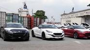 Nhân viên ngoại giao nước ngoài được ưu đãi nhập khẩu xe vào Việt Nam