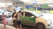 Cho thuê thân xe để quảng cáo Grab, chủ xe phải nộp thuế 7%
