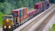 Bán đấu giá cước vận chuyển hàng hóa đường sắt qua mạng
