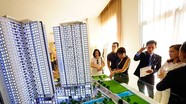 Giá nhà đất tăng nóng, ngân hàng siết vốn vay bất động sản