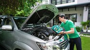Kinh nghiệm lái xe để tránh động cơ ô tô bị nóng