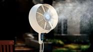 4 sai lầm khi sử dụng quạt phun sương ngày nắng nóng