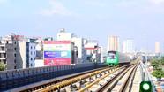 Khám phá tuyến tàu điện trên cao đầu tiên của Hà Nội