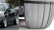 Vì sao lốp ô tô mòn không đều?