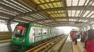 Đường sắt đô thị đầu tiên của Việt Nam chạy thương mại vào tháng 4