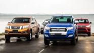Phí trước bạ ô tô bán tải chính thức tăng gấp 3 lần