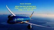 Vietnam Airlines 'chào hè' với sản phẩm mới từ Vinh